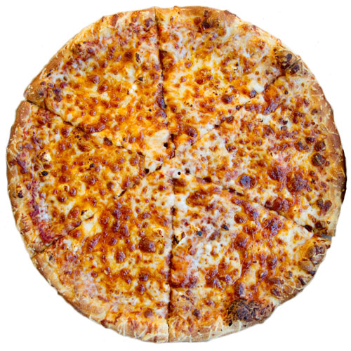 SIX CHEESE PIZZA