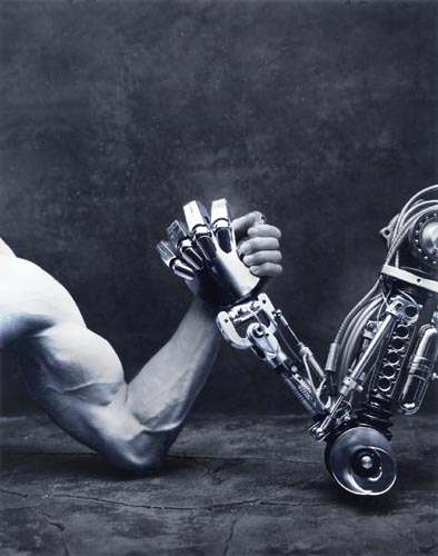 Automated Marketing Man Vs Machine For The Fate Of Your Business
